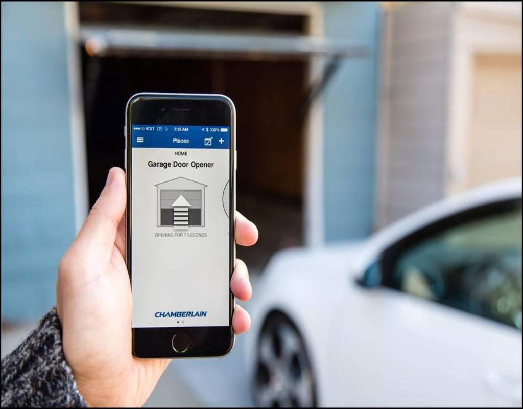app-to-open-garage-door App To Open Garage Door