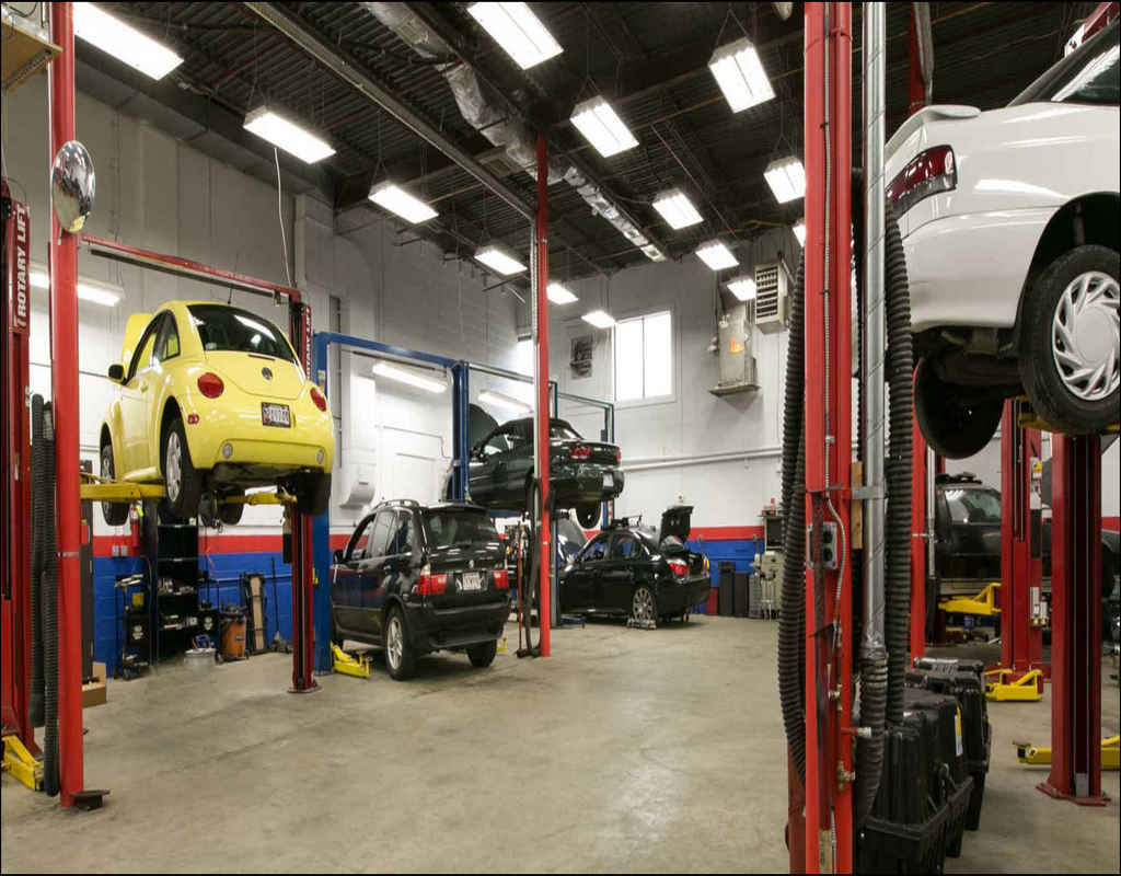 Auto Repair Garages Near Me Garage Doors Repair