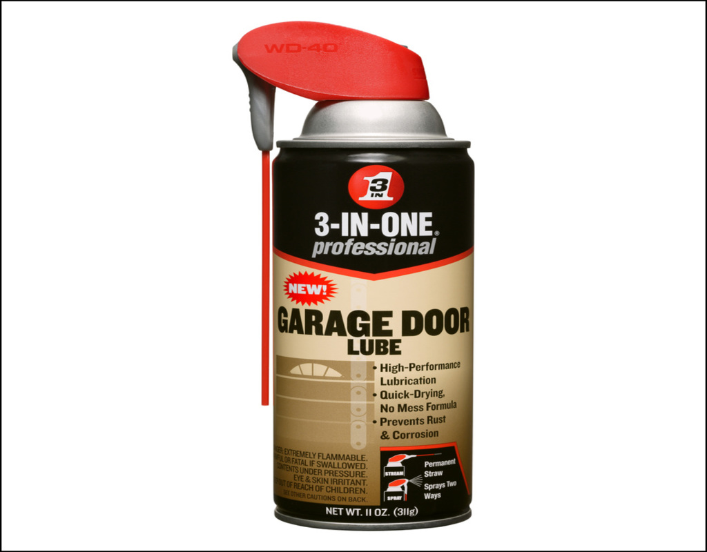 best-lubricant-for-garage-doors Best Lubricant For Garage Doors