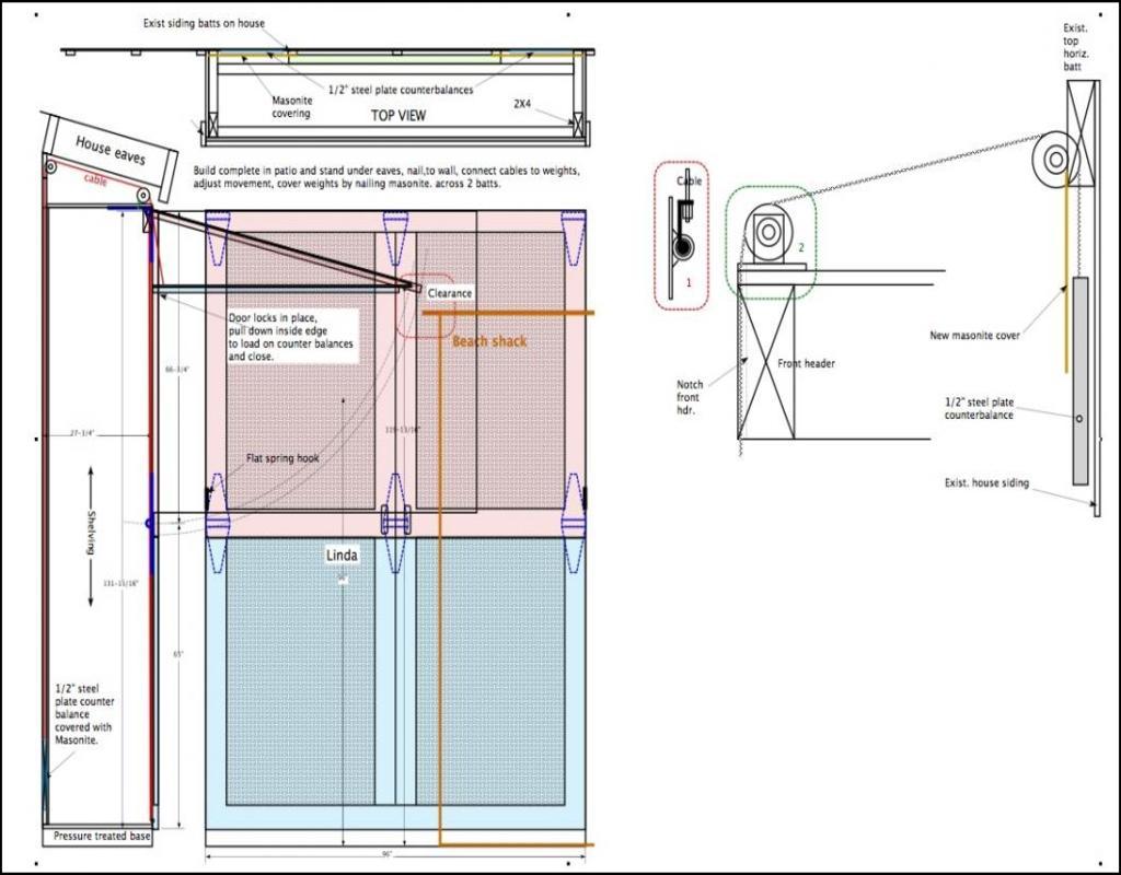 bifold-garage-door-hardware Bifold Garage Door Hardware