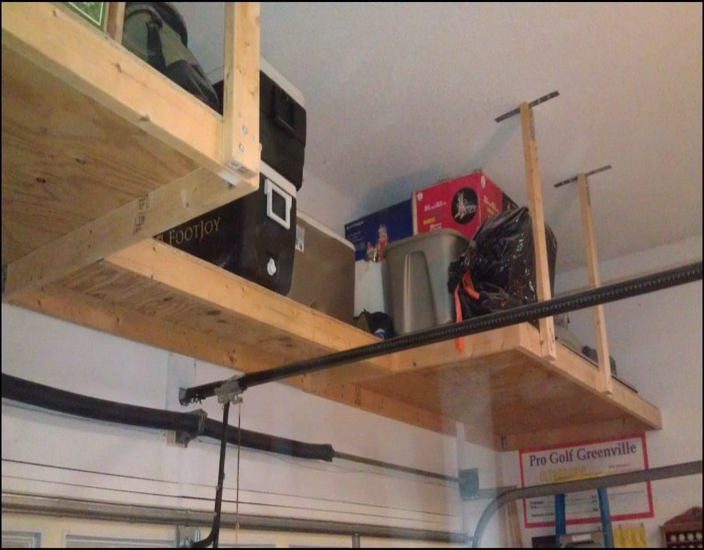 build-your-own-garage-ceiling-storage Build Your Own Garage Ceiling Storage