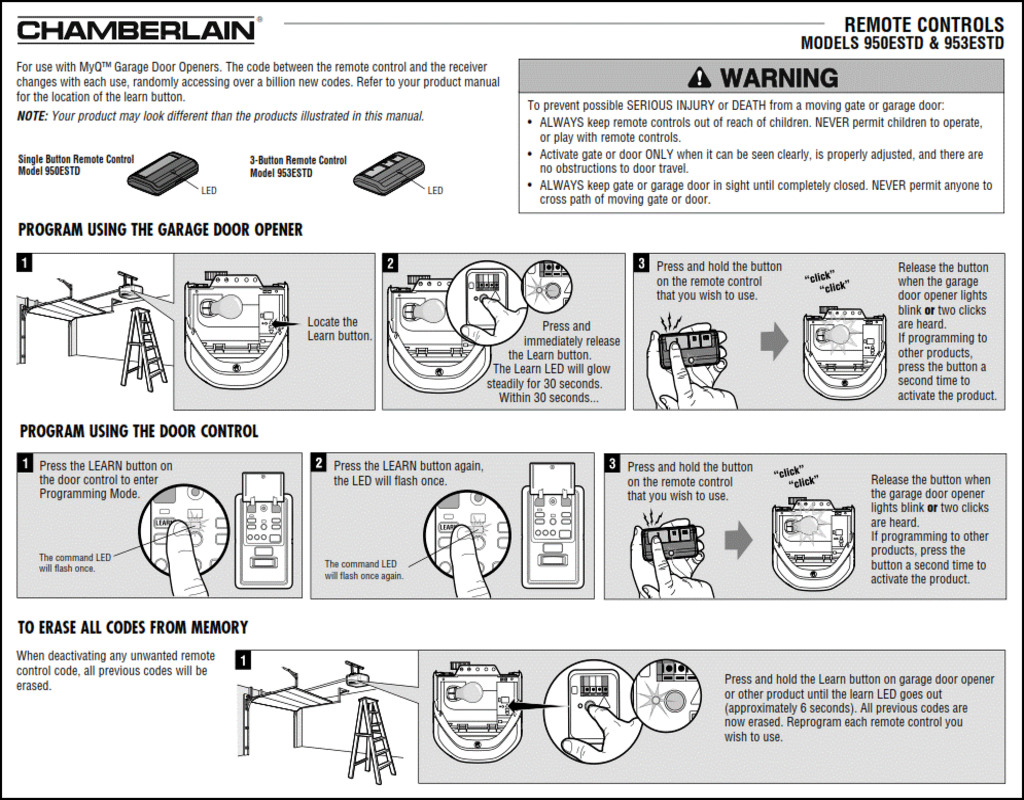 chamberlain-garage-door-openers-troubleshooting-1 Chamberlain Garage Door Openers Troubleshooting 1
