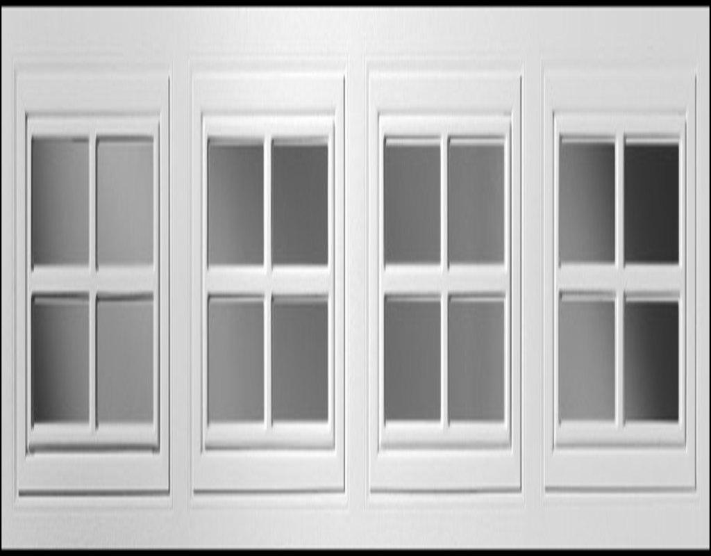 Garage door plastic window inserts home depot decor23 for Home depot front door window inserts