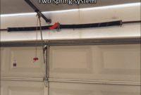 Garage Door Torsion Spring Replacement Cost