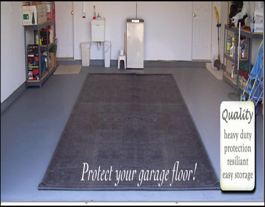 garage-floor-snow-mats Garage Floor Snow Mats