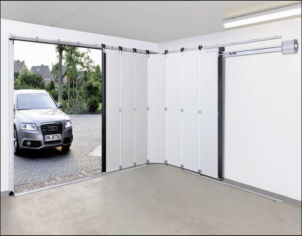 horizontal-sliding-garage-doors Horizontal Sliding Garage Doors