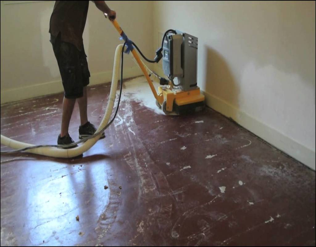 how-to-remove-paint-from-garage-floor How To Remove Paint From Garage Floor
