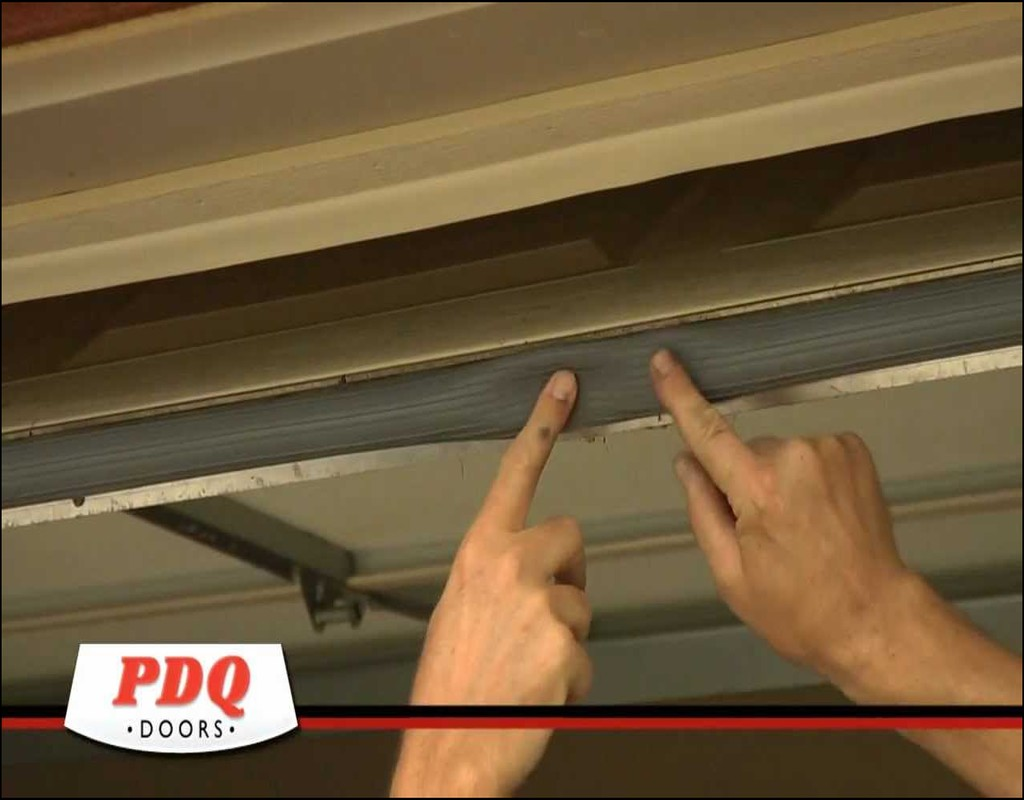 how-to-replace-garage-door-seal How To Replace Garage Door Seal