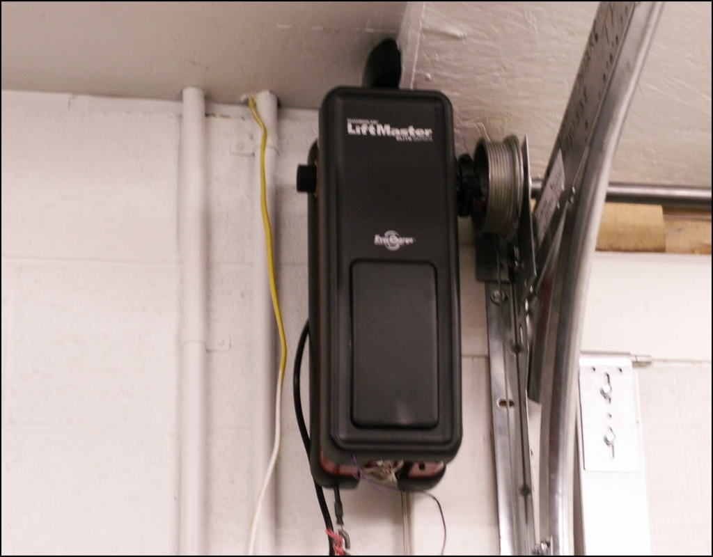 low-clearance-garage-door-opener Low Clearance Garage Door Opener
