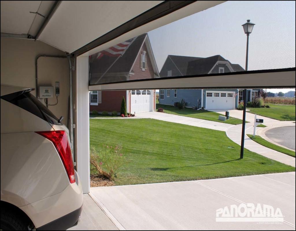 roll-up-garage-door-screens Roll Up Garage Door Screens