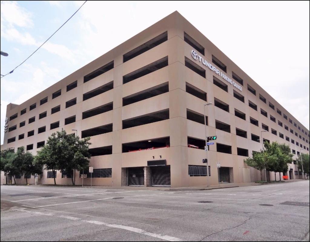 toyota-center-parking-garage Toyota Center Parking Garage
