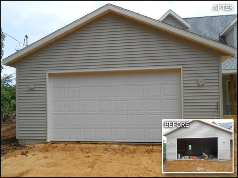 openers garage com lowes traditional pl pella x at white door double shop doors windows in