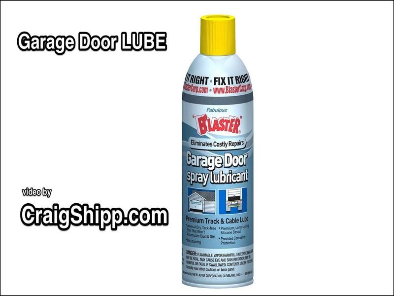 blaster-garage-door-lube Blaster Garage Door Lube