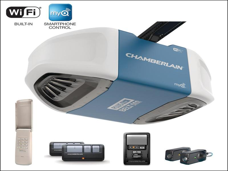 chamberlain-3-4-hp-garage-door-opener Chamberlain 3 4 Hp Garage Door Opener