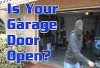 Garage Door Open Alert