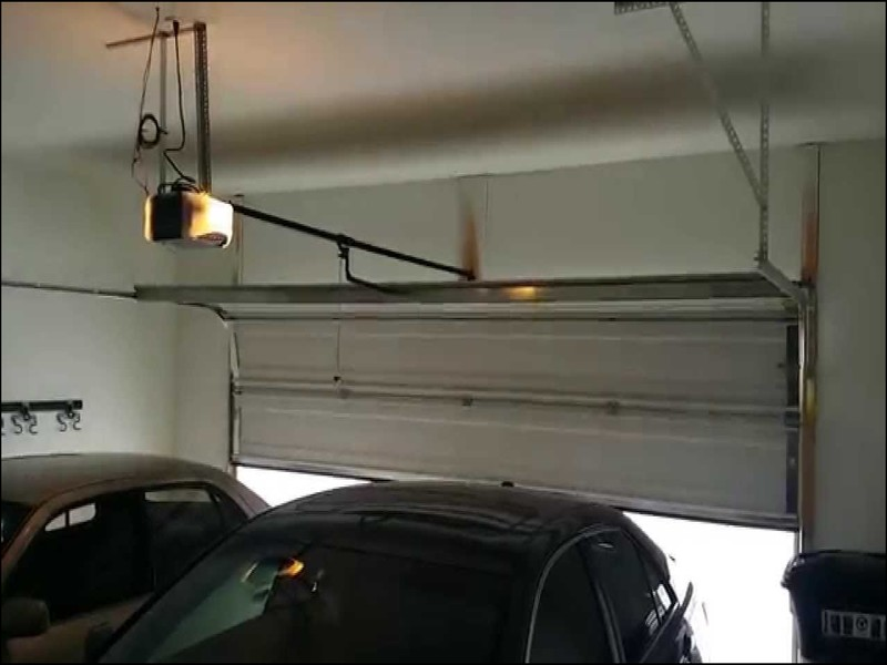 Garage Door Opener Belt Vs Chain Garage Doors Repair