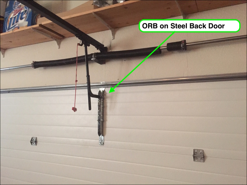 Garage Door Reinforcement Bracket Garage Doors Repair