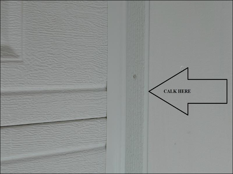 Garage Door Side Weather Seal