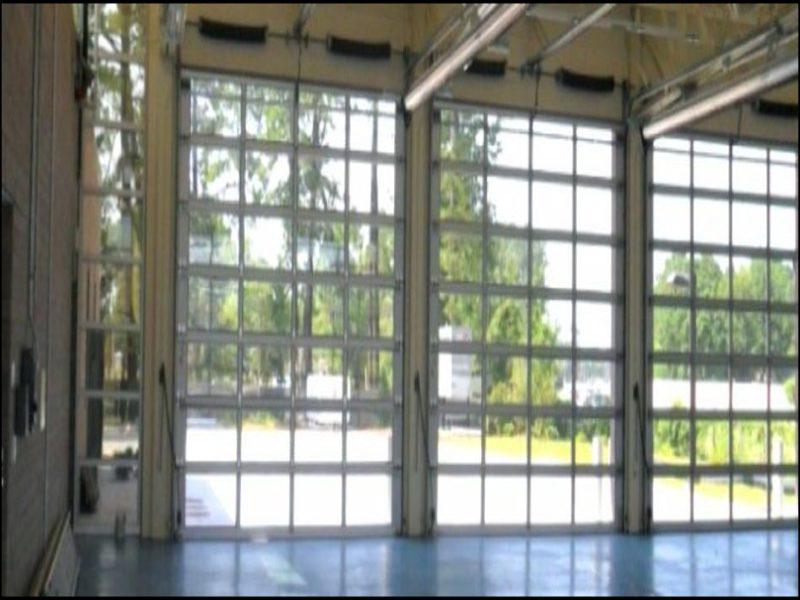 Glass Garage Door Cost Garage Doors Repair