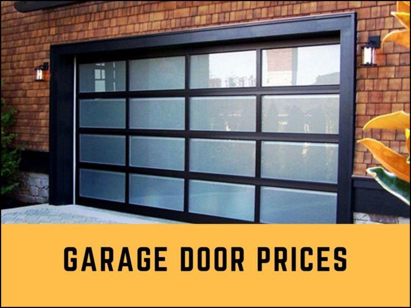 glass-garage-door-price Glass Garage Door Price