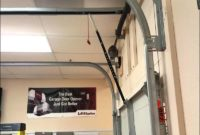 High Lift Garage Door Opener