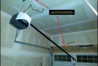 Home Depot Garage Door Opener Installation
