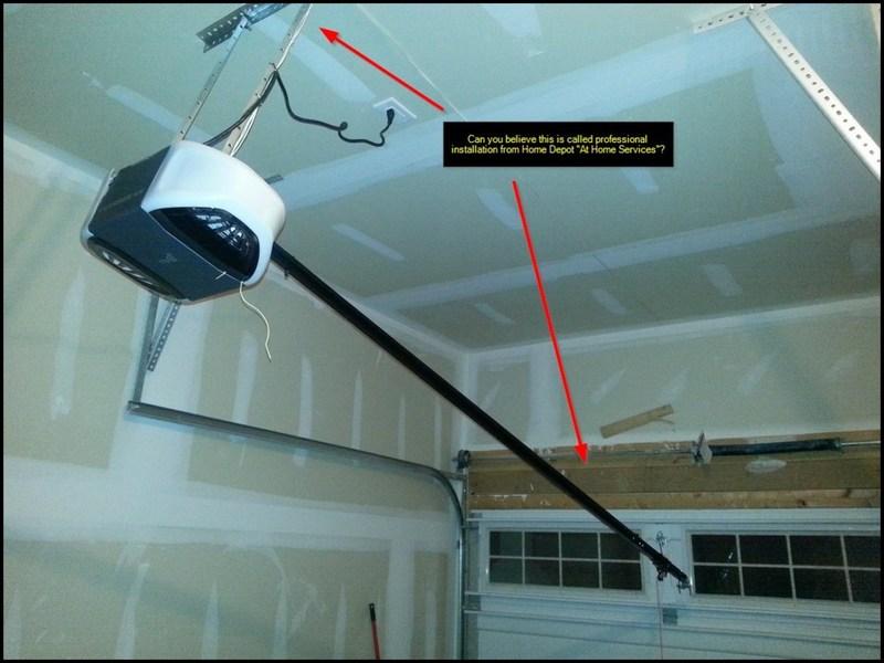 home-depot-garage-door-opener-installation Home Depot Garage Door Opener Installation