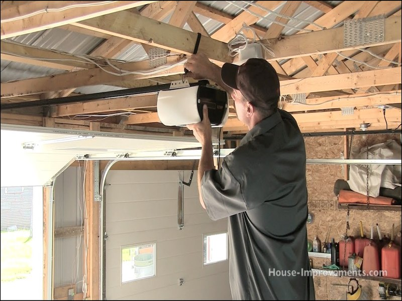 how-much-to-install-garage-door-opener How Much To Install Garage Door Opener