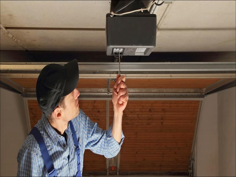how-to-fix-a-garage-door-opener How To Fix A Garage Door Opener
