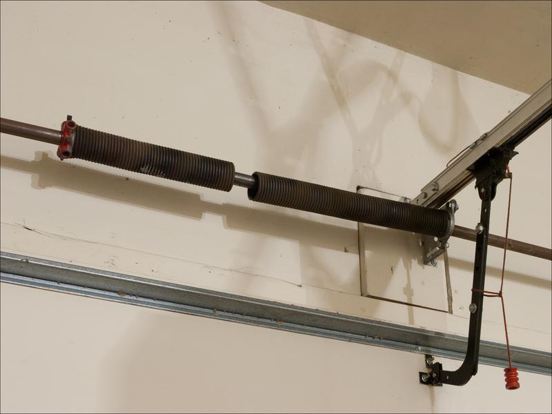 how-to-fix-garage-door-spring How To Fix Garage Door Spring
