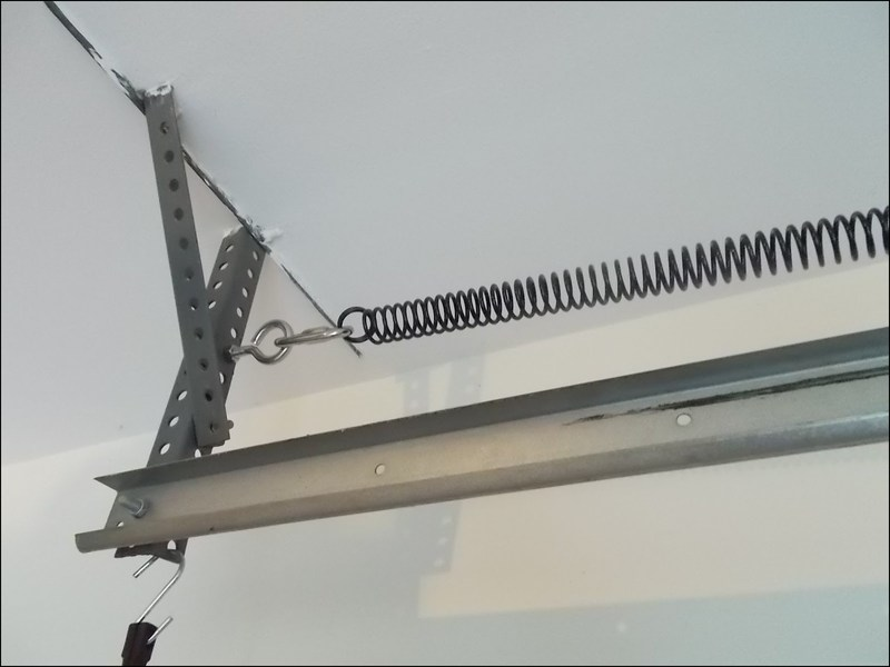 how-to-install-garage-door-springs How To Install Garage Door Springs