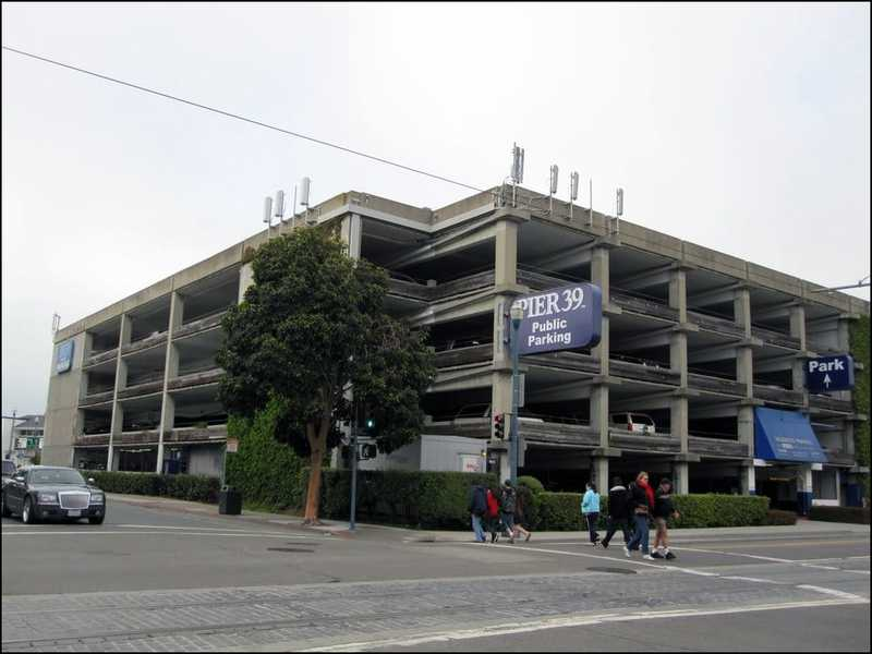 Pier 39 Parking Garage Garage Doors Repair