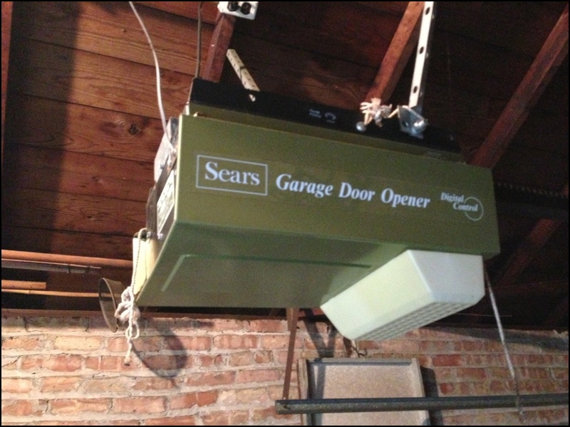 Sears Garage Door Opener Repair Garage Doors Repair