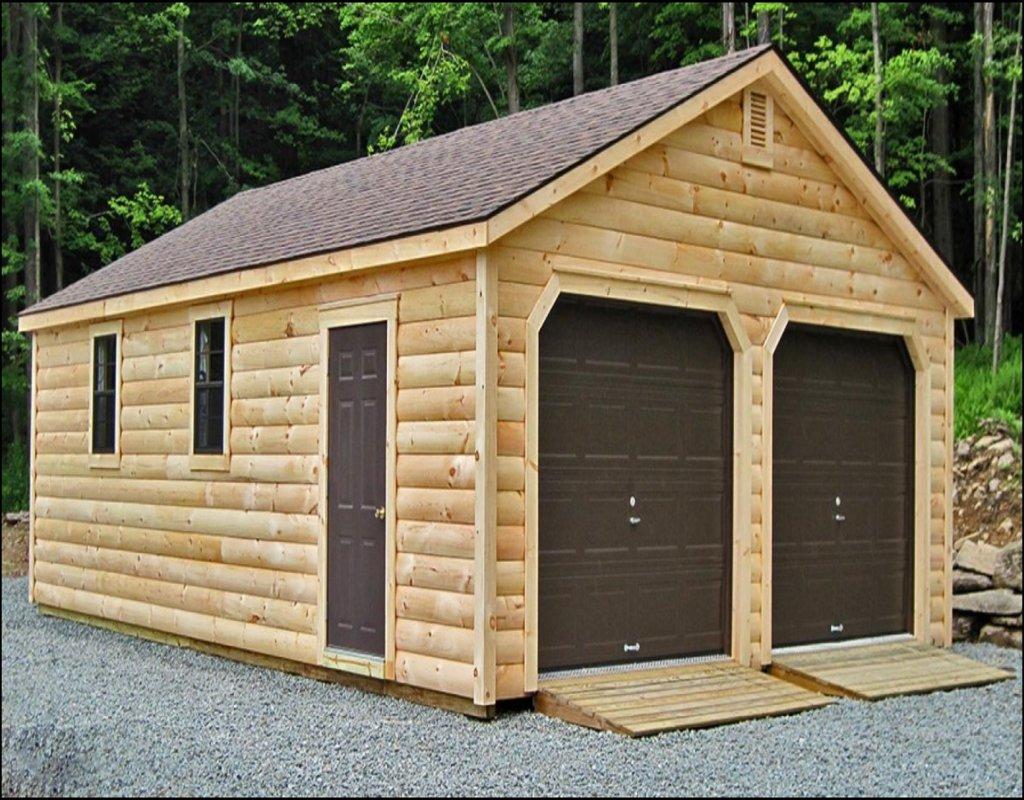 2-car-garage-kits 2 Car Garage Kits