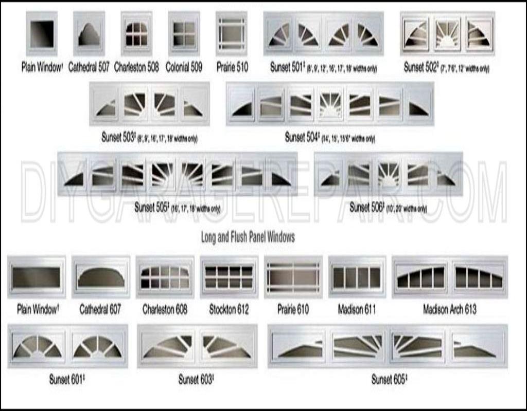 clopay-garage-door-window-inserts Finding the Best Clopay Garage Door Window Inserts