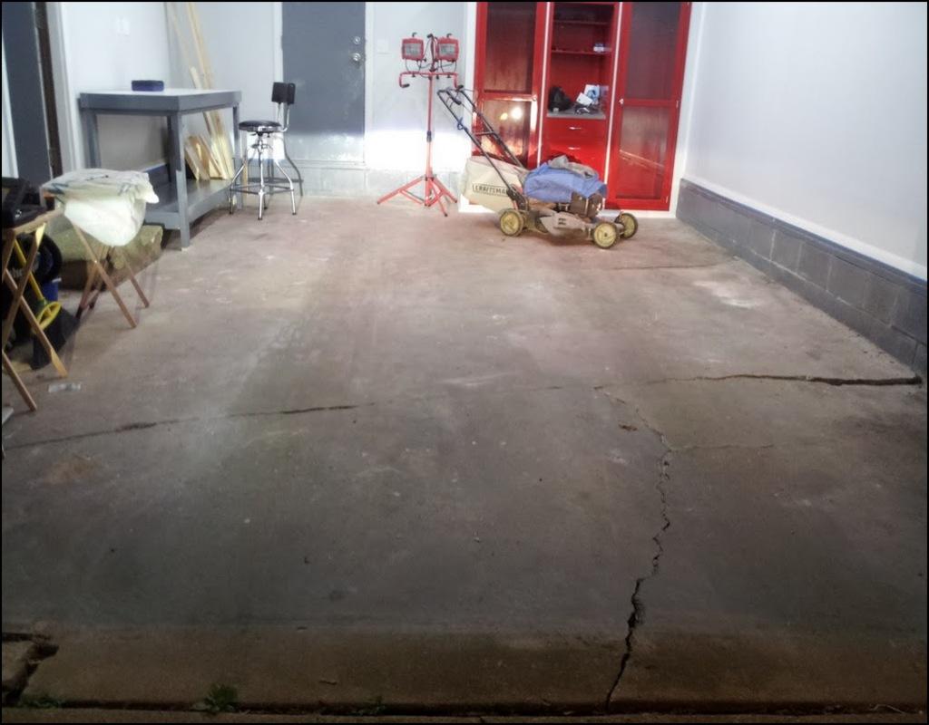 cracks-in-garage-floor Cracks In Garage Floor