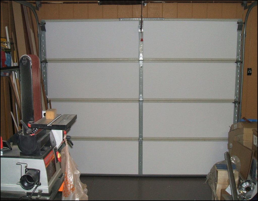 insulfoam-garage-door-insulation-kit Insulfoam Garage Door Insulation Kit