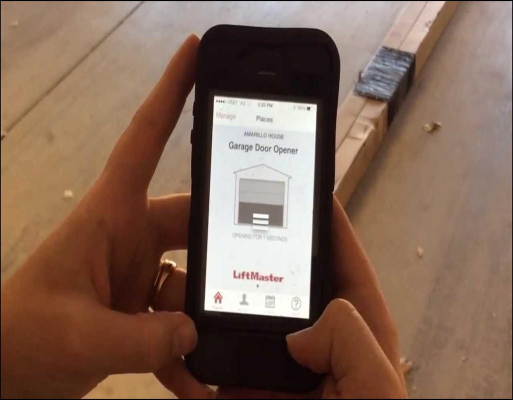 liftmaster-garage-door-opener-app Liftmaster Garage Door Opener App