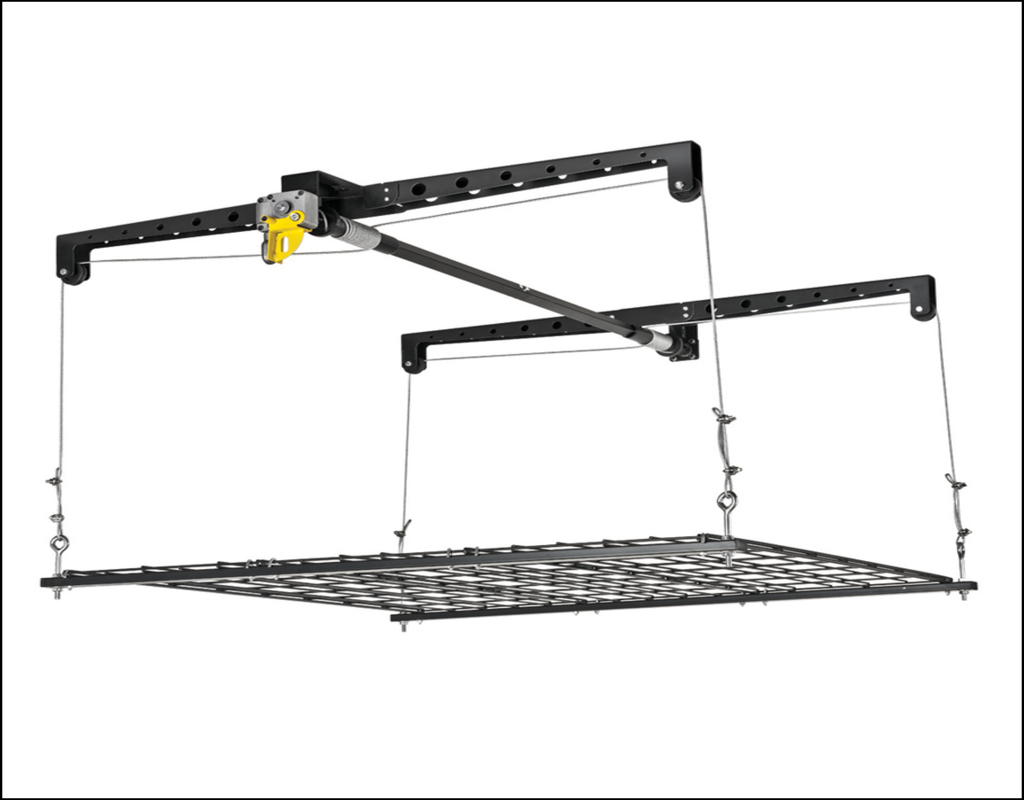 overhead-garage-storage-lowes Overhead Garage Storage Lowes