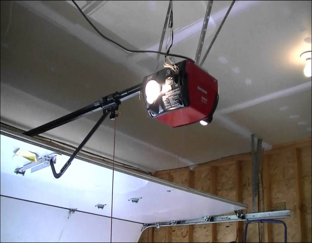Sears Garage Door Opener Installation Cost Garage Doors