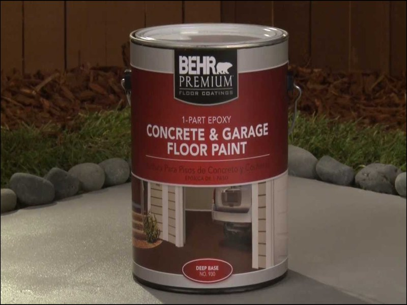 behr-concrete-and-garage-floor-paint Behr Concrete And Garage Floor Paint
