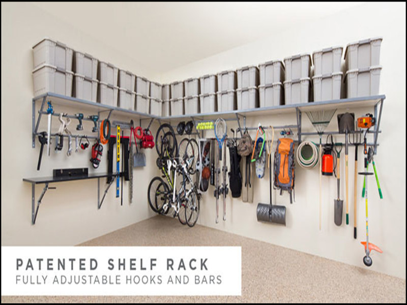best-garage-storage-systems Best Garage Storage Systems