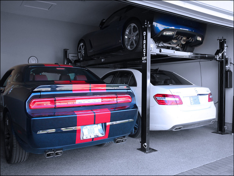 car-lifts-for-garages Car Lifts For Garages