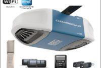 Chamberlain 3 4 Hp Garage Door Opener