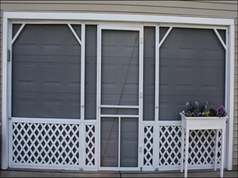 diy-garage-screen-door Diy Garage Screen Door