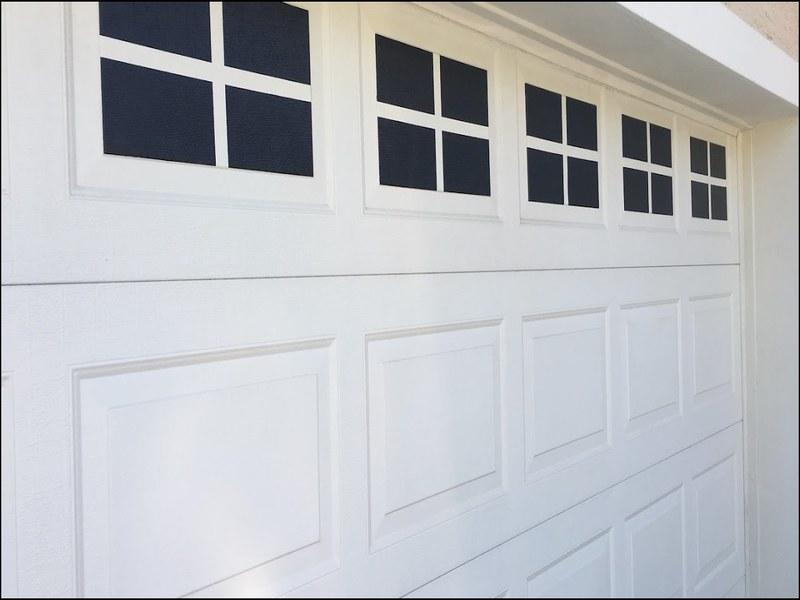 fake-garage-door-windows Fake Garage Door Windows