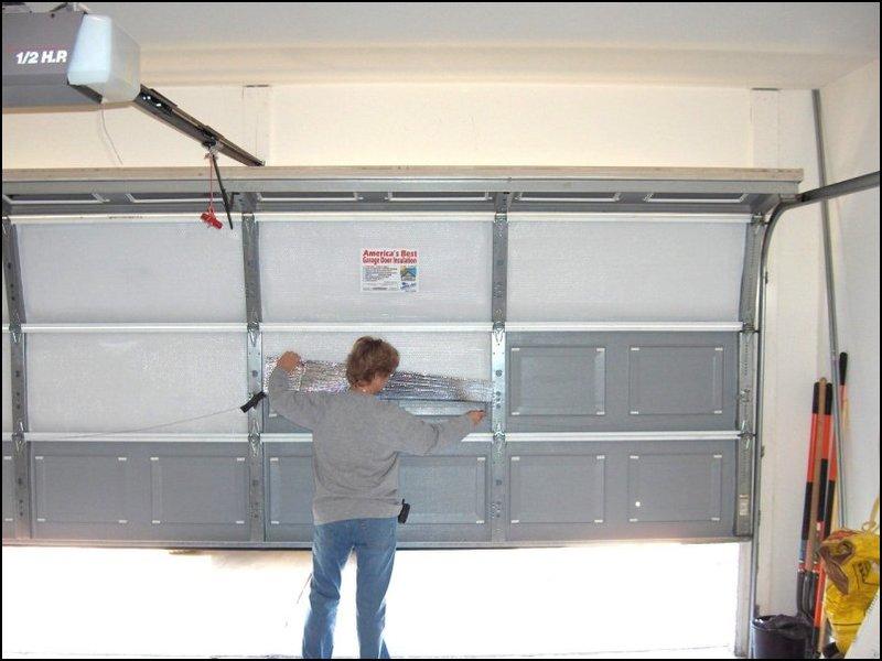 garage-door-insulation-lowes Garage Door Insulation Lowes