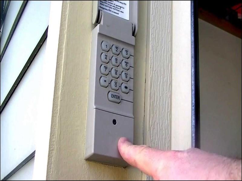 garage-door-key-pad Garage Door Key Pad