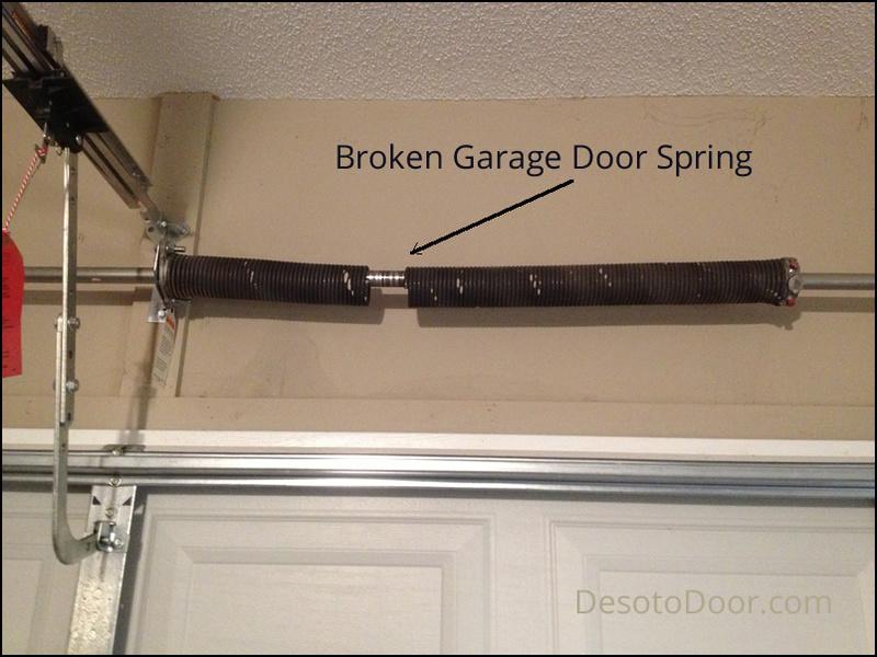 garage-door-springs-cost Danger Signs on Garage Door Springs Cost You Should Be Aware Of