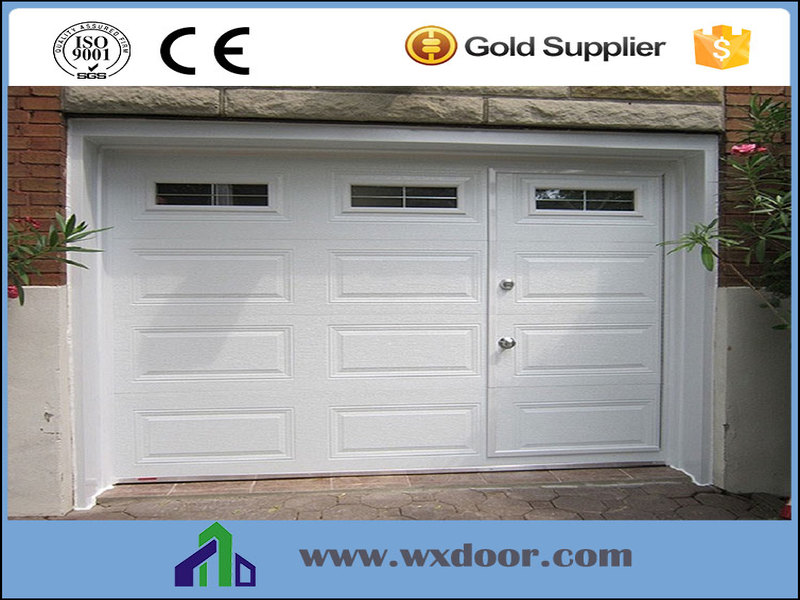 garage-door-with-pedestrian-door Garage Door With Pedestrian Door